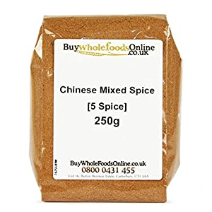 Chinese Mixed Spice [5 Spice] 250g from Buy Whole Foods Online Ltd.