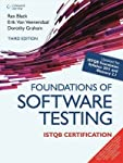 'Now in its third edition, Foundations of Software Testing: ISTQB Certification is the essential guide to software testing and to the ISTQB Foundation qualification.Completely updated to comprehensively reflect the most recent changes to the ISTQB Fo...