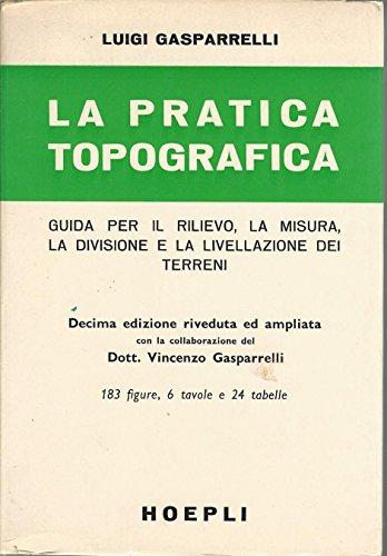 La pratica topografica