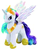 Carletto Ty 41182 - My Little Pony - Prinzessin Celestia, Plüsch, 15 cm