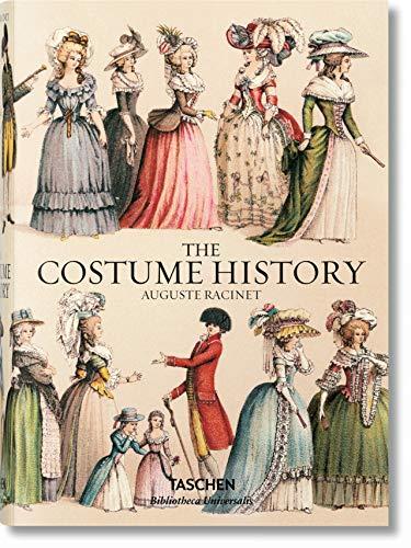 Racinet. Costume History (Bibliotheca - Racinet Kostüm Geschichte