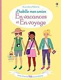 Telecharger Livres J habille mes amies En vacances et En voyage (PDF,EPUB,MOBI) gratuits en Francaise