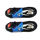 Best Cavi XLR - PROEL BULK250LU5 coppia cavi audio professionali bilanciati xlr Review
