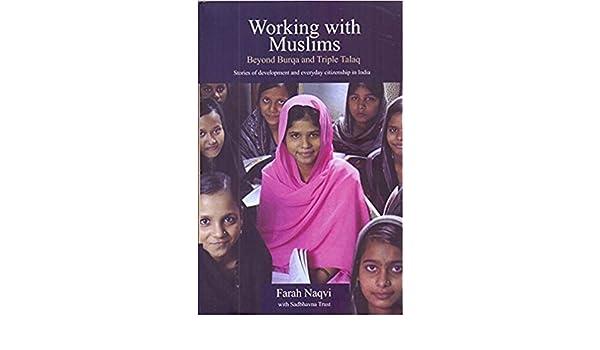 Buy [ Farah Naqvi ] Working with Muslims : Beyond Burqa and Triple