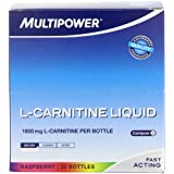 Ampoules Multipower L-Carnitine Liquid 2014