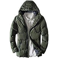 202312e75d146 Giacca Uomo ASHOP Cappotto Lungo Inverno Trench Coat Casual Elegante  Giubbotto Trench Autunno E Inverno M