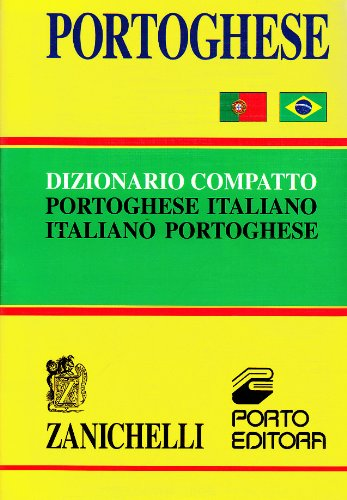 Portoghese. Dizionario compatto portoghese-italiano, italiano-portoghese