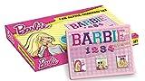 Mattel Barbie Alpha Numero Set, Multi Color