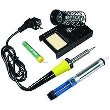 Chilitec Study CT-2 - Juego de soldador y accesorios (4 piezas)