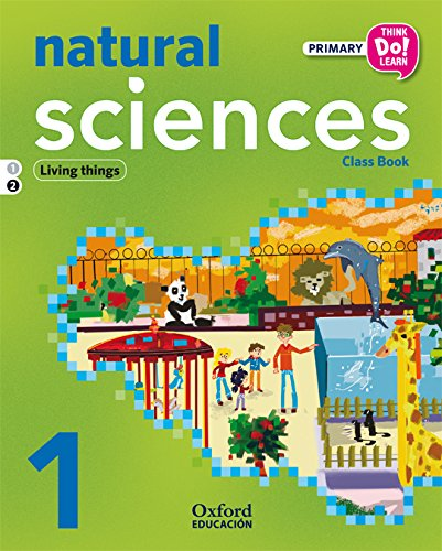EP 1 - THINK NATURAL SCIENCE M2 (PACK) (Think Do Learn) - 9788467386011