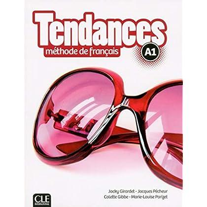 Tendances - Niveau A1 - Livre de l'élève + DVD-Rom