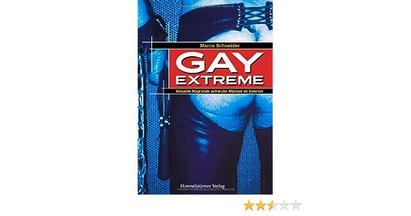 Homosexueller Bareback-Sex