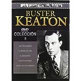 Buster Keaton 5 DVD vol 2 con 15 peliculas
