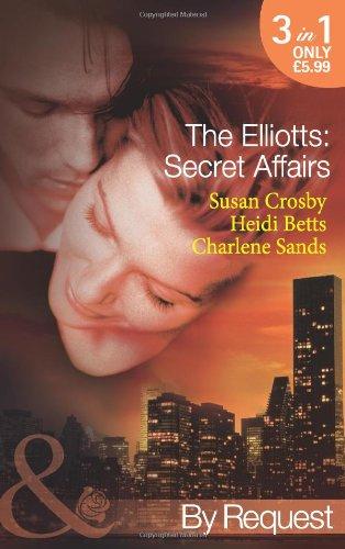 book cover of The Elliotts: Secret Affairs