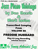 jazz piano voicings aebersold vol 60