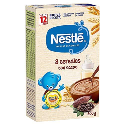 Nestlé Papilla Multicereales Pijama
