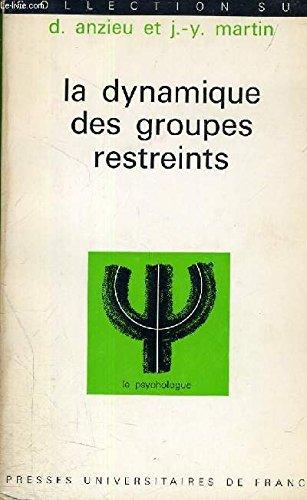 La dynamique des groupes restreints