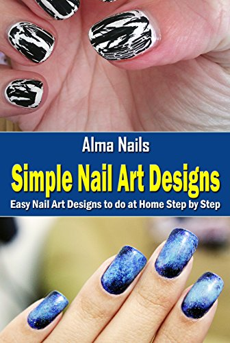 Simple Nail Art Designs Easy Nail Art Designs To Do At Home Step By