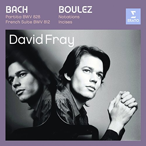 BACH - BOULEZ - David Fray