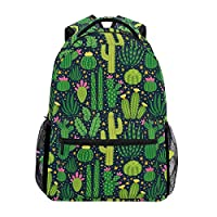 CPYang Van Gogh Art Starry Night Backpacks College School Bag Shoulder Casual Travel Daypack Hiking Camping