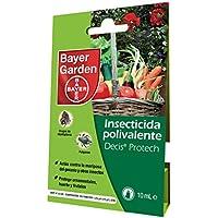 Bayer Garden Decis Protech - Insecticida polivalente para ornamentales y horticolas, 10ml
