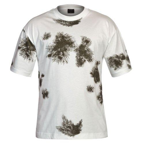 US T-Shirt, halbarm 170 g/m² Winter Tarn