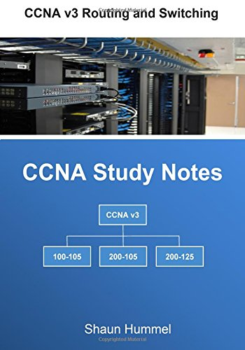 CCNA v3 Routing and Switching: Exam Study Notes