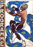 Impresión en metacrilato 120 x 170 cm: Afternoon of a Faun de Leon Nikolajewitsch Bakst