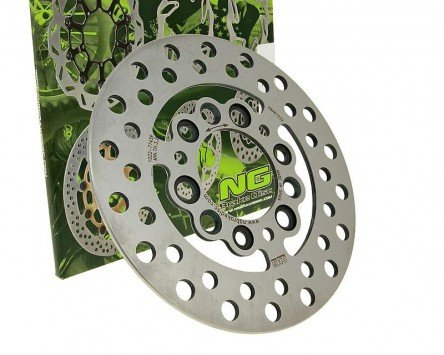 NG BRAKE DISC Brake Disc NG Multi Disc - BENELLI QUATTRO MOVE X50 2008-2009 (front)