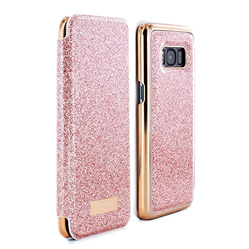 official-ted-bakerr-samsung-galaxy-s8-luxury-folio-case-cover-in-glitter-design-for-women-with-built