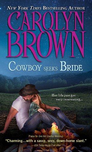 Cowboy Seeks Bride (Spikes & Spurs) (Adult Chocolate Bar)