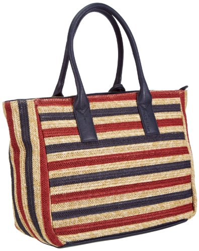Marc O'Polo Accessories Shirley Shopper, shoppers Rouge - Rot (rot 45692)
