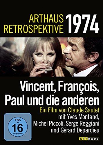Bild von Arthaus Retrospektive 1974 - Vincent, Francois, Paul und die anderen
