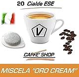 Probierset 20 Kaffeepads ESE – ESE Pads Caffè Shop Mischung