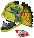 Mattel Games UNO Extreme de Jurassic World, juego de cartas (Mattel GBH66)