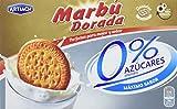 Artiach - Galletas Marbu 0% Azucares, 400 g