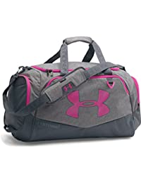 Under Armour Undeniable MD Duffel II graphite-stealth gray-tropic pink - OSFA