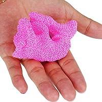 Preisvergleich für Fuibo Kinder Spielzeug 100ml Schnee Schlamm Flauschige Floam Slime Duft Stress Relief Kein Borax (D)