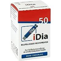 Preisvergleich für Ime Dc iDia Blutzuckerteststreifen 50 stk