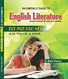 An Emerald Guide to English Literature for TGT/PGT/ UGC-NET/DSSSB/others