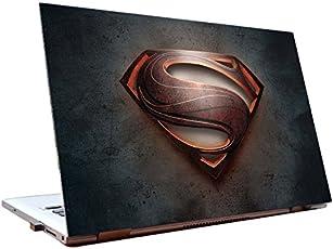 Tamatina Laptop HD Superman Logo Skins for 15.6inch Laptop