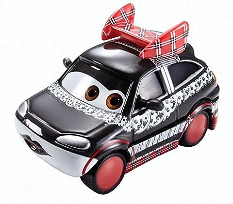 Disney Pixar Cars Chisaki (Tuners Series) - Voiture Miniature Echelle 1:55