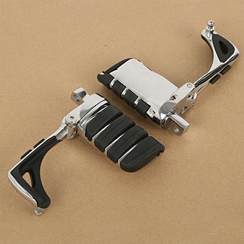 TengChang motocicletta Switchblade Maschio Monte pedane per tutti H-D Style Monti (tranne '10 -'13 Forty Eight, '11 -'13 1200 personalizzato, '12 -'13 Seventy Two)