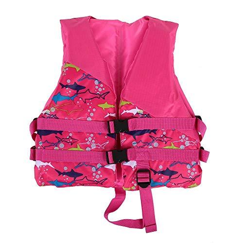 hengGuKeJiYo Kinder Kinder Schwimmen Schwimmwesten Rettungsschwimmweste Schwimmhilfe Bootfahren Surfen Weste Kleidung Sicherheit Überlebensanzug