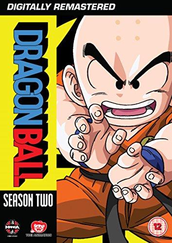 Dragon Ball Season 2 (Episodes 29-57) [Edizione: Regno Unito] [Import italien]