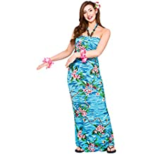 Vestidos para fiesta hawaiana para mujer
