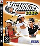 Third Party - VIRTUA TENNIS 2009 [Playstation 3] - 5055277000074