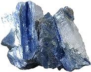 Crystal Rough Kyanite Quartz Crystal Natural Blue Rough Gem Stone Gift Mineral Healing Home Decoration Raw Gem