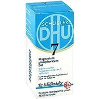 Biochemie Dhu 7 Magnesium phosphoricum D 12 Table 200 stk preisvergleich bei billige-tabletten.eu