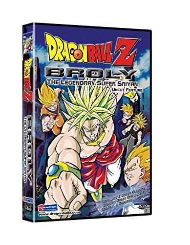 Broly, The Legendary Super Saiyan (Uncut)